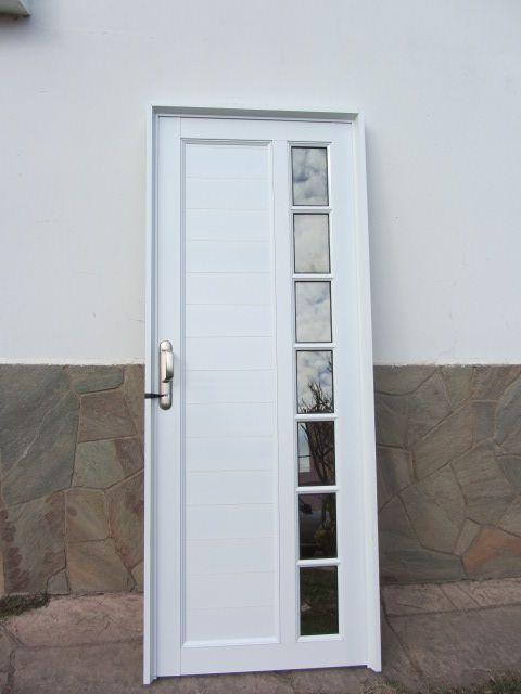 Resultado de imagen para puertas en aluminio y vidrio for Modelos de puertas y ventanas de aluminio