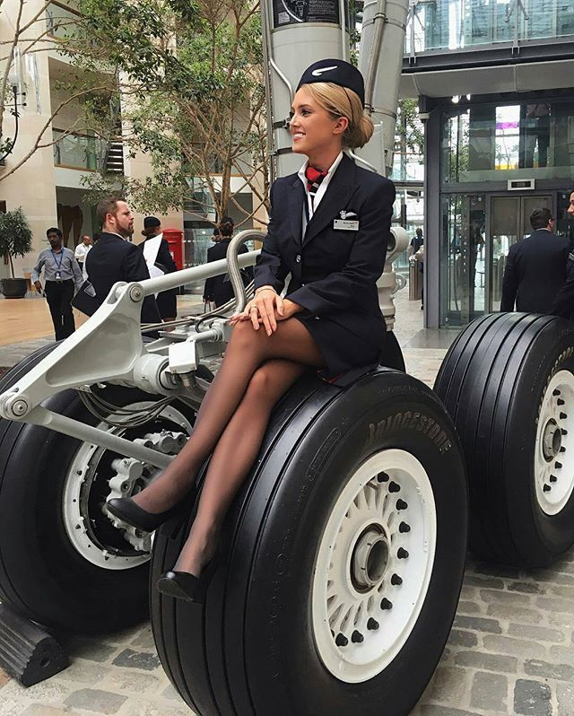 684 best The skyu0027s the limit✈ ☁ images on Pinterest - british airways flight attendant sample resume