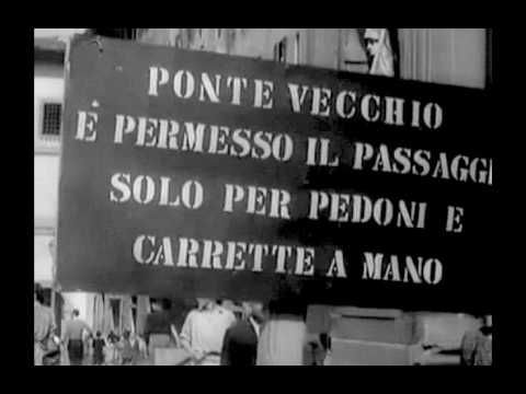 florence historical video 1944s