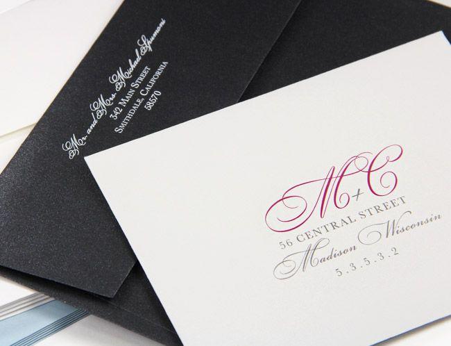 17 Best images about Wedding Envelope Inspiration on Pinterest ...