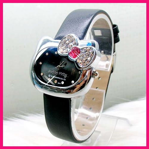 Hello Kitty Girls Wristwatch Wrist Watch