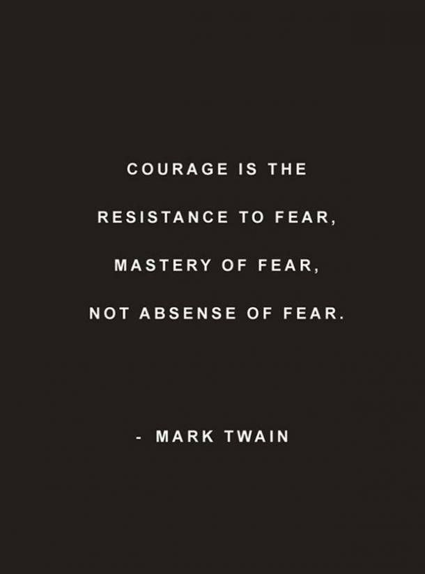 50 Inspirational Quotes To Motivate You When Life Gets Hard Fear Quotes Courage Quotes Powerful Inspirational Quotes