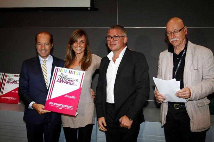 Immagini del premio architettura Best Communicator Award 2013 - Favorita