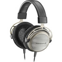 Also pricey but what dream sound!  Beyerdynamic T1 Premium Semi-Open Stereo Headphones