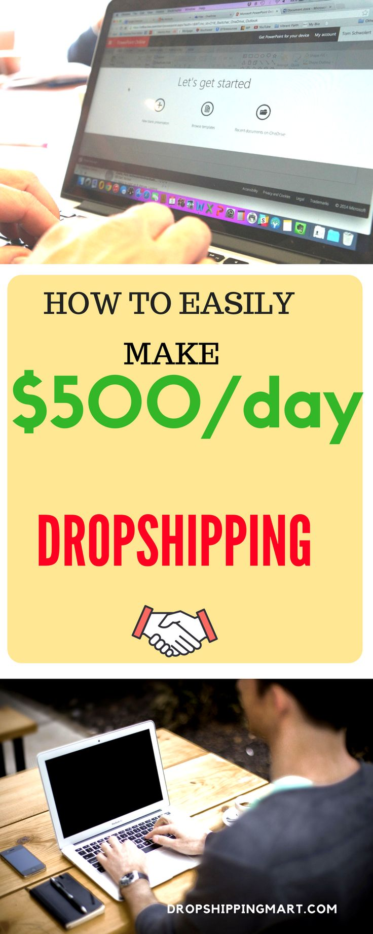 The wholesaler that we work with is #Aliexpress. They were recently listed on the US stock exchange with a value of $20billion, and have proved that they are more than capable of handling your orders for you. #dropshipping