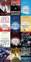 Vince Flynn - Fast Facts - Kill Shot Available 2.7.12, 12th Novel Featuring Mitch Rapp