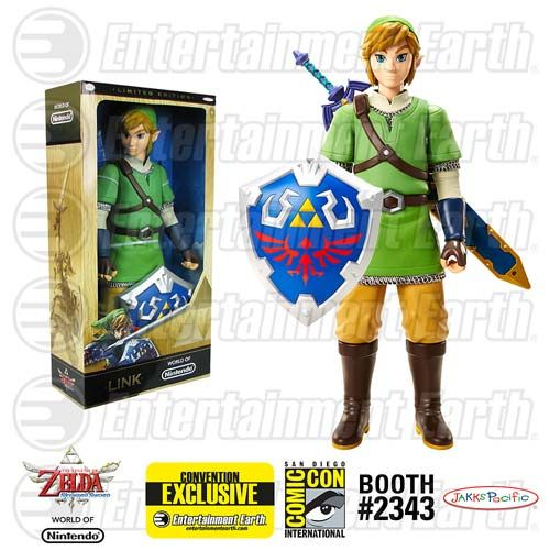 Collect Your Very Own 20-Inch Link Action Figure | Geek Decor
