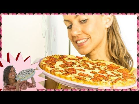 FOCACCCIA Facile e VELOCE con Pomodorini - 10 Minuti - YouTube