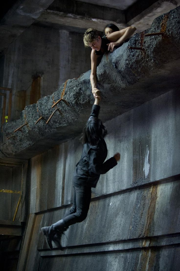photo 4/44 - Shailene Woodley - Divergente 2 : L'insurrection - © SND Films