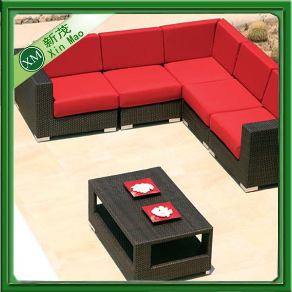 Muebles de mimbre al aire libre para su solicitud de alta barato muebles de jardín establece carpa al aire libre muebles
