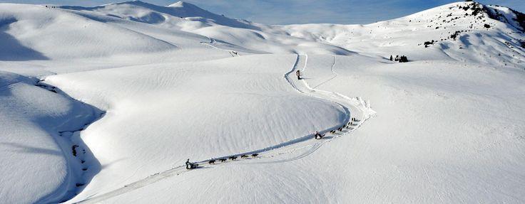 La Grande Odyssée Savoie Mont Blanc © LGO / Clotilde Richalet