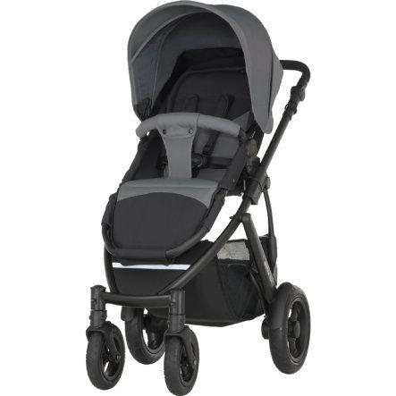 Britax Kinderwagen Smile 2 Steel Grey bei babymarkt.de - Ab 20 € versandkostenfrei ✓ Schnelle Lieferung ✓ Jetzt bequem online kaufen!