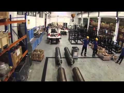 Akfel Holding Gebze Fabrika Tanıtım Filmi