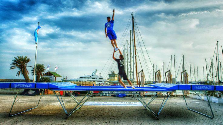World's Best Trampoline Tricks