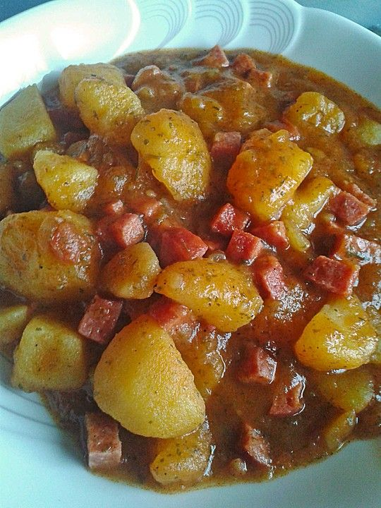 Tocana de cartofi (Rezept mit Bild) von Jaroldine | Chefkoch.de