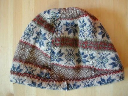 Hats from recycled sweaters - how to
