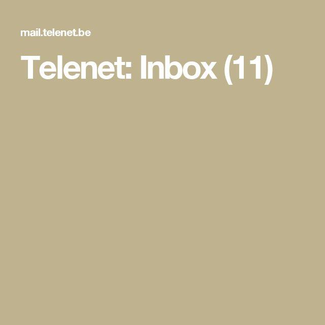 Telenet: Inbox (11)
