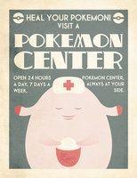 Seven retro POKÉMON Ads by Chuz0r on deviantART. Print and frame?