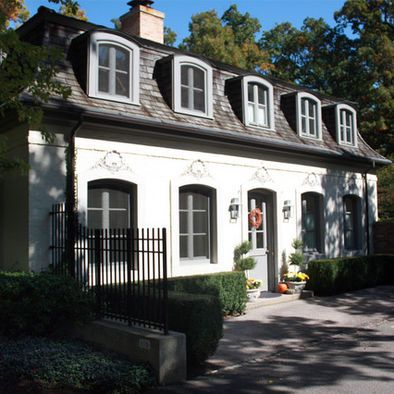 25 best ideas about mansard roof on pinterest roof for Mansard style homes