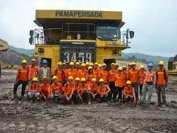 LOKER MARET 2015: Lowongan kerja di PT. PAMAPERSADA NUSANTARA (Tamba...
