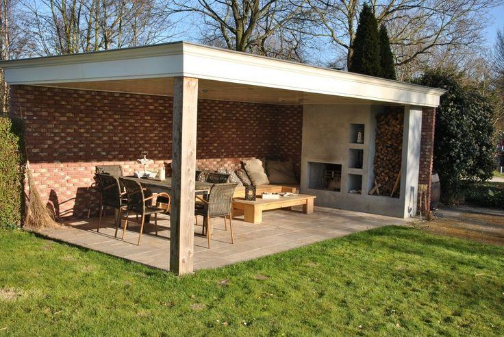 25 beste idee n over stenen muur tuinen op pinterest eeuwige tuinen draagmuur tuinen en - Veranda met stenen muur ...