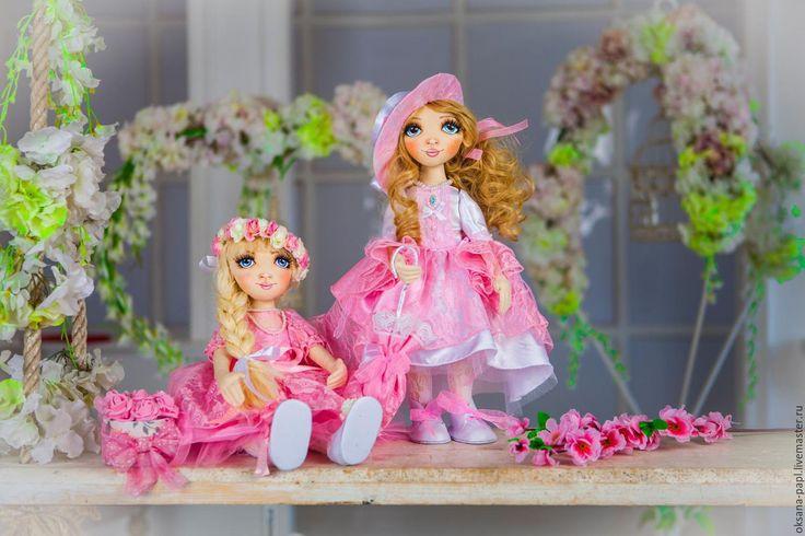 Купить Авторские текстильные  куклы - авторская ручная работа, авторская кукла, текстильная кукла