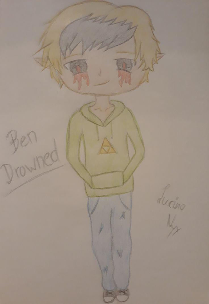"""Ben Drowned aus meiner FF """"The Legend of Zelda Chaos WG ^-^/"""", aus dem Fandom The Legend of Zelda. Zu finden auf Fanfiktion.de auf dem Profil von LucinaNyx."""