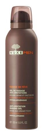 Nuxe Homme Rasage de Rêve Gel Anti-irritations 150ml - Pharmacie Lafayette - Rasage