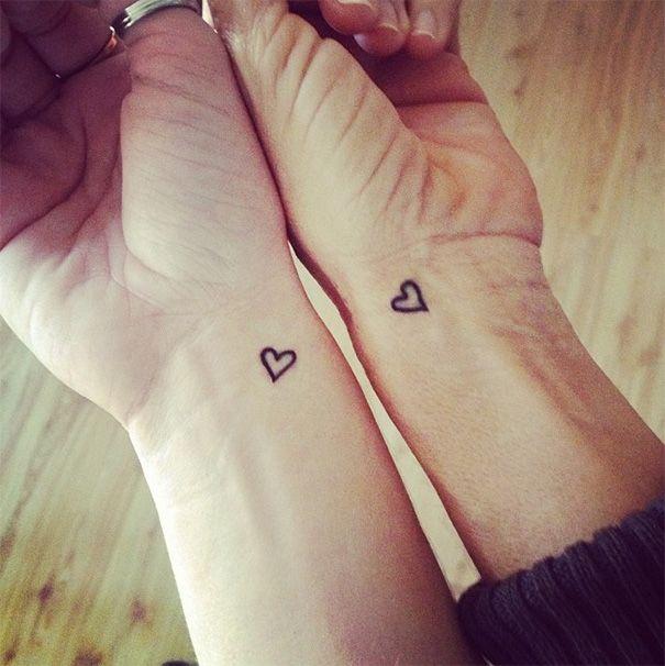 50 tatouages mère-fille qui prouvent le lien éternel qui les unit - page 4