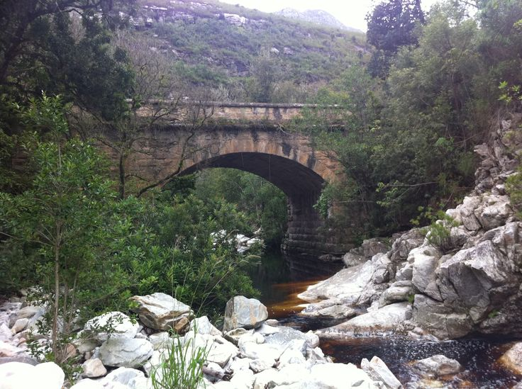 Montague Pass, Outeniqua Mountains, George, South Africa