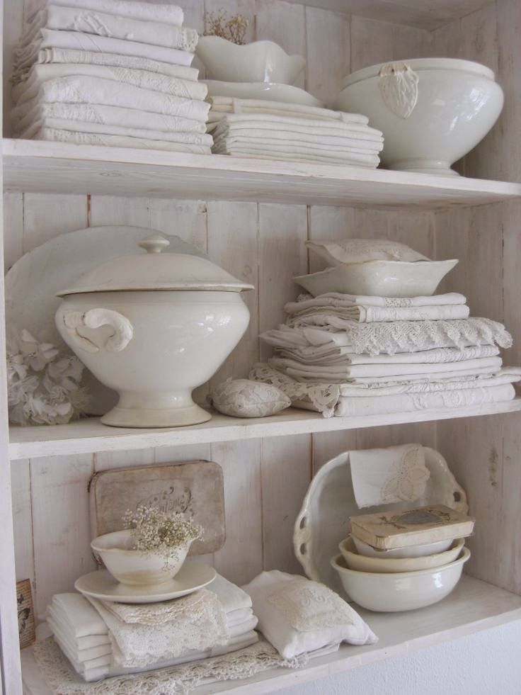 Shabby Chic With Love - House Shabby Chic.