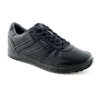 lotto R5312 CANTON Siyah Erkek Günlük Spor Ayakkabısı indirimli fiyat seçeneği ile Arastamarket.com da.