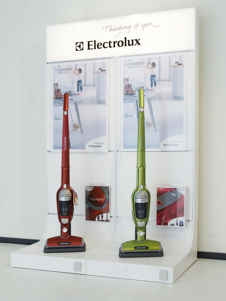 Vacuum Cleaner Display My Retail Event And Exhibition