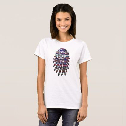 #women - #Aztec Owl T-Shirt