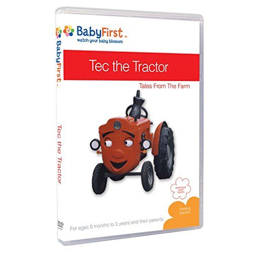 BabyFirstTV Tec the Tractor - Tales from the Farm DVD - PERFECT BIRTHDAY GIFT   #FreedomOfArt  Join us, SUBMIT your Arts and start your Arts Store   https://playthemove.com/SignUp