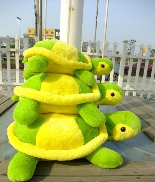 Cute Doll Plush Dolls Creative Birthday Gift Small Turtle Pillow Toysat EVToys.com