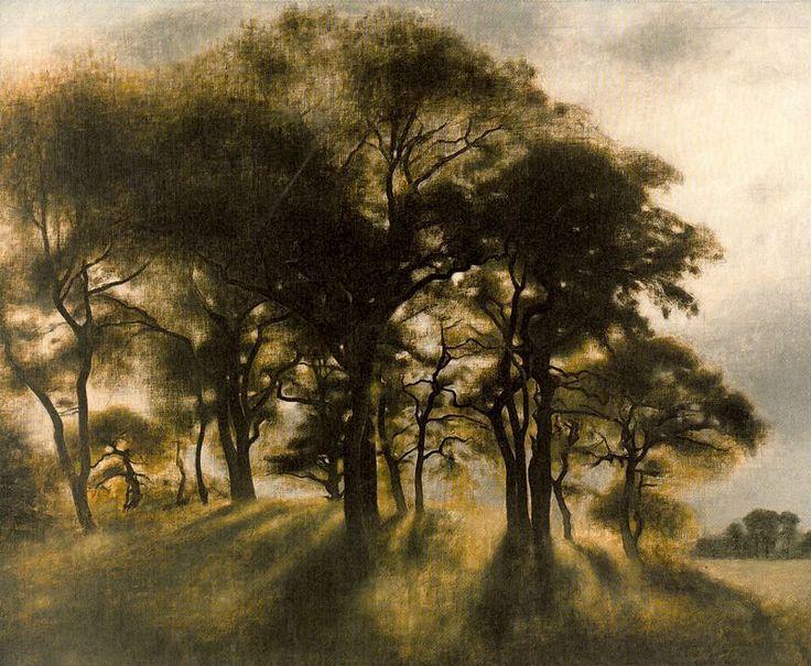 Unknown Title | Vilhelm Hammershøi