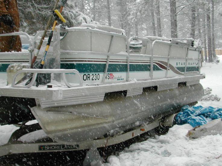 Pontoon houseboats for sale 1995 used pontoon boat pin for Used fishing pontoon boats for sale