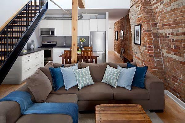 INSPIRÁCIÓK.HU Kreatív lakberendezési blog, dekoráció ötletek, lakberendező tanácsok: Példaképpen: lakásátalakítás ötletesen