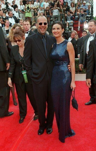 Bruce Willis et Demi Moore réunis grâce à leur fille