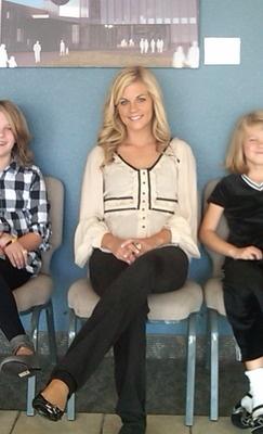 Samantha Steele Ponder - Christian Ponders new wife