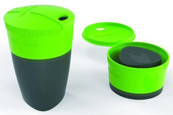 Pack-up-Cup muki    Suositushinta on 6,95 euroa ja mukeja myyvät hyvin varustellut urheilu-, retkeily- ja vapaa-ajan myymälät sekä tavaratalot.