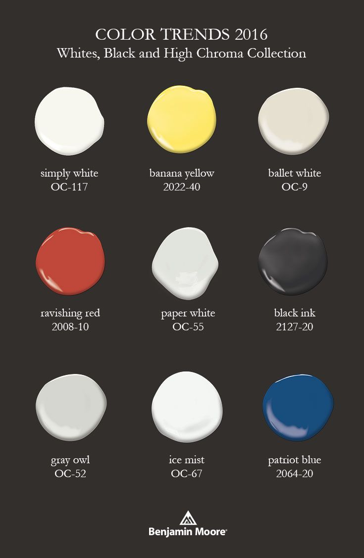 17 best images about benjamin moore color trends 2016 on pinterest patriots warm and paint colors. Black Bedroom Furniture Sets. Home Design Ideas