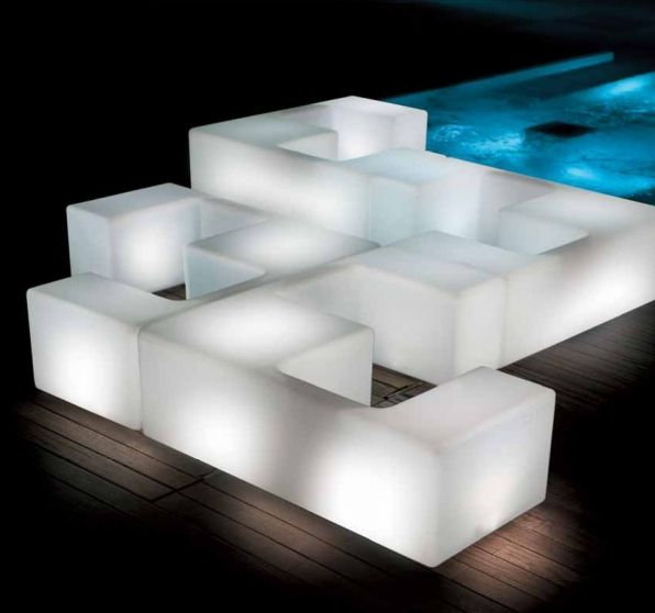 HHC Lighting - modular, minimalist, neconventional.