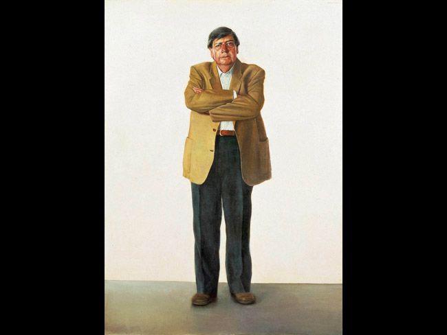 1989: Bryan Westwood – Portrait of Elwyn Lynn