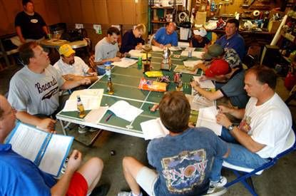 Mike Donnelly with part 1 of his 8 simple rules for running a perfect fantasy football league