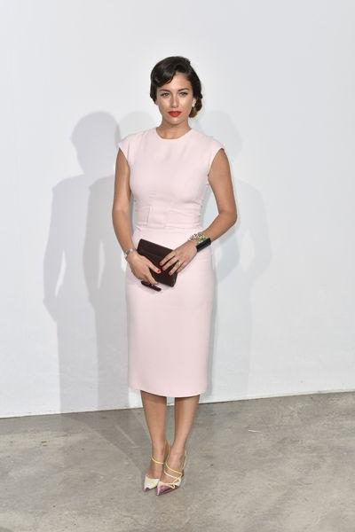 Blanca Suarez au défilé Dior Croisière 2013-2014, le 18 mai, à Monaco
