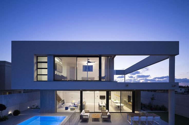 ZA HOUSE By Shachar Rozenfeld Architects - Picture gallery