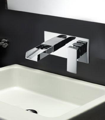 Tec Studio Z Waterfall Bathroom Taps Complete Range | Bathroom Taps at Bathshop321