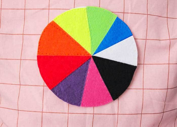 Kleuren leren | DIY (kinderactiviteit) - ministijl